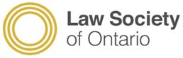 Logo for the Law Society of Ontario